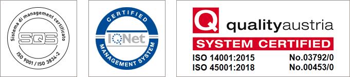 Nicro/s certifications